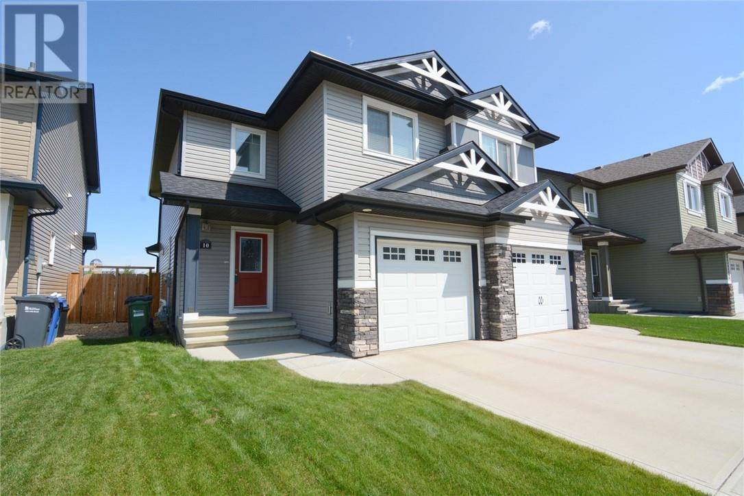 Townhouse for sale at 10 Van Slyke Wy Red Deer Alberta - MLS: ca0174351