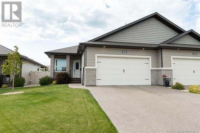 Townhouse for sale at 10 Vista Cs Red Deer Alberta - MLS: CA0190135