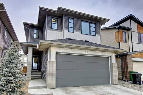 House for sale at 10 Walden Gr Southeast Calgary Alberta - MLS: C4292846