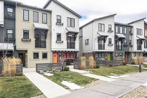 Townhouse for sale at 10 Walden Walk/walkway Southeast Calgary Alberta - MLS: C4276209