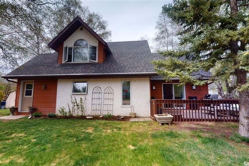 House for sale at 10 Watzamattau St Kenosee Lake Saskatchewan - MLS: SK809565