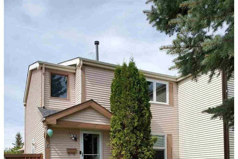Townhouse for sale at 10 Waverly Dr St. Albert Alberta - MLS: E4197860