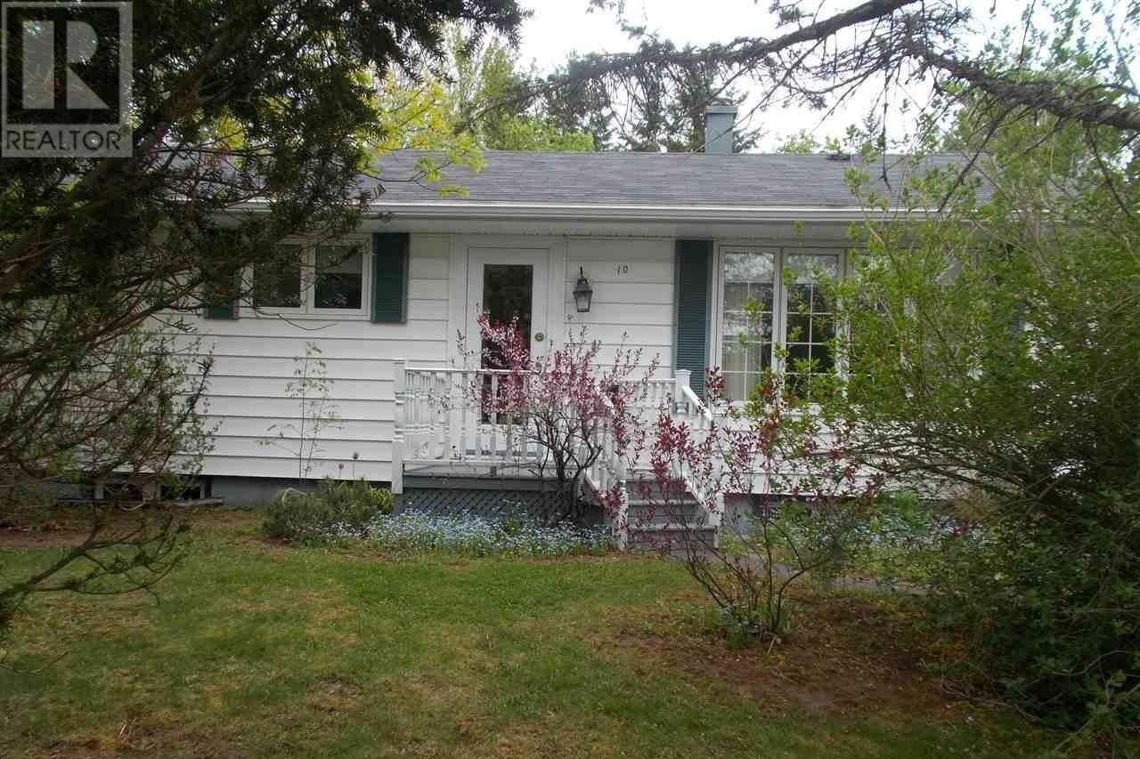 House for sale at 10 Wedgewood Dr Antigonish Nova Scotia - MLS: 202009259