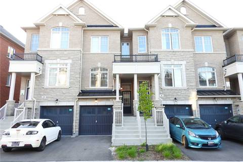 Townhouse for sale at 10 Weidman Ln Markham Ontario - MLS: N4458351