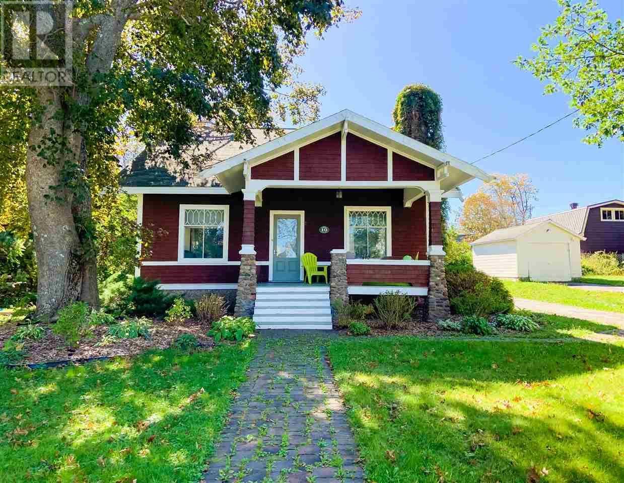 House for sale at 10 William St Hantsport Nova Scotia - MLS: 201923260