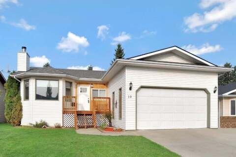 House for sale at 10 Willow St Sylvan Lake Alberta - MLS: A1032865