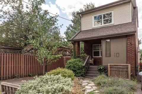House for sale at 10 Winnett Ave Toronto Ontario - MLS: C4845356