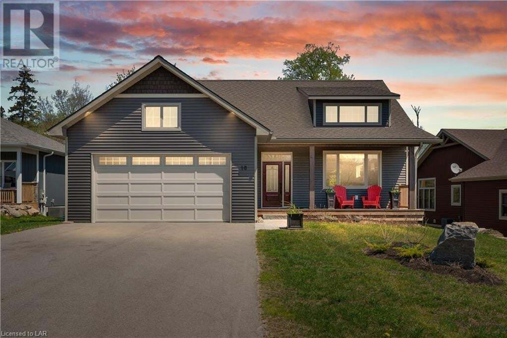 House for sale at 10 Woodstream Dr Huntsville Ontario - MLS: 261234