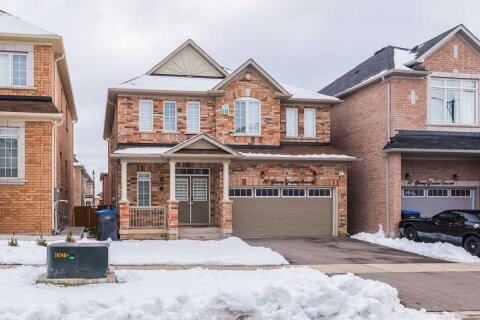 House for sale at 10 Young Garden Cres Brampton Ontario - MLS: W5082076
