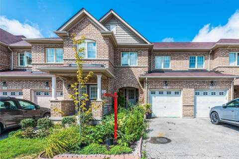 Townhouse for sale at 10 Zealand Cove Clse Brampton Ontario - MLS: W4897614