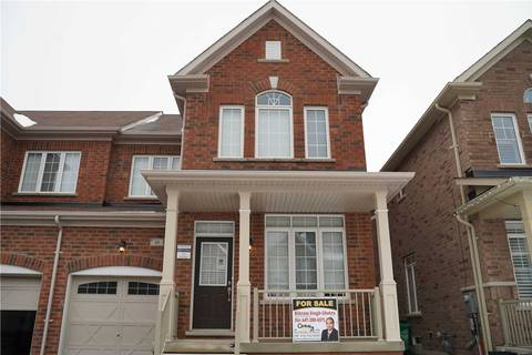 Townhouse for sale at 10 Zenida Rd Brampton Ontario - MLS: W4676287