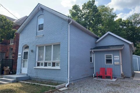 Residential property for sale at 100 & 100.5 Clarence St Brantford Ontario - MLS: 40025739