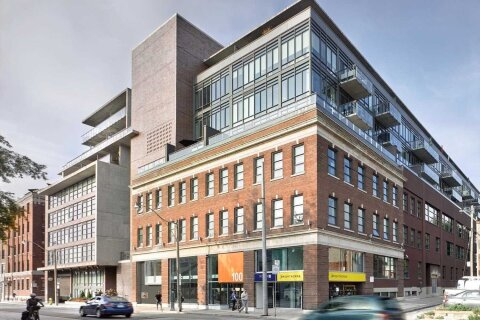 Commercial property for lease at 100 Broadview Ave Apartment 100 Toronto Ontario - MLS: E4993748