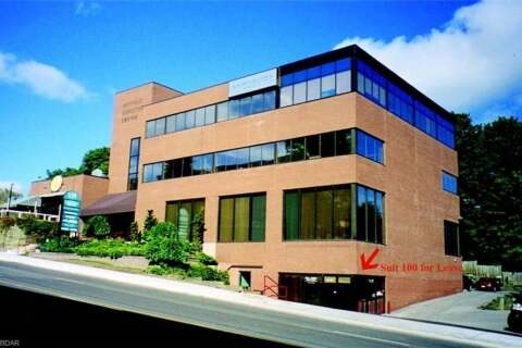 Commercial property for sale at 135 Bayfield St Unit 100 Barrie Ontario - MLS: 30800780