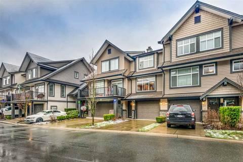Townhouse for sale at 13819 232 St Unit 100 Maple Ridge British Columbia - MLS: R2443550