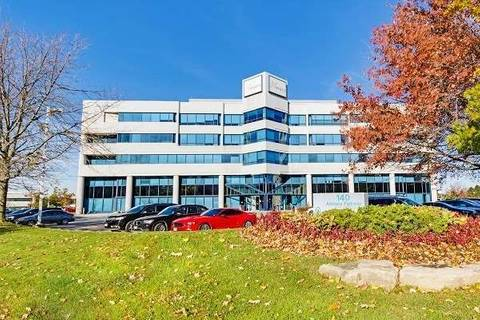 Commercial property for lease at 140 Allstate Pkwy Apartment 100 Markham Ontario - MLS: N4499296