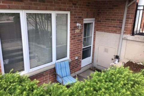Condo for sale at 1400 The Esplanade  Unit 100 Pickering Ontario - MLS: E4462501