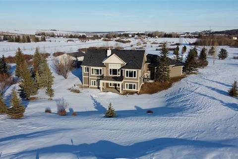 House for sale at 162063 192 St West Unit 100 Rural Foothills County Alberta - MLS: C4287474