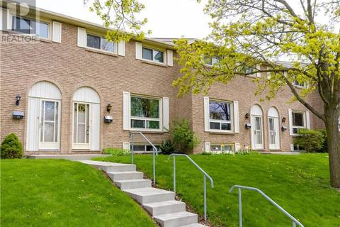 Townhouse for sale at 165 Green Valley Dr Unit 100 Kitchener Ontario - MLS: 30735892