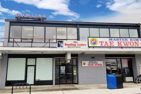 Commercial property for lease at 172 Harwood Ave Apartment 100 Ajax Ontario - MLS: E4510095