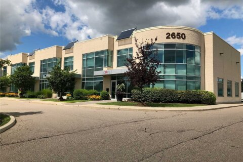 Commercial property for lease at 2650 Bristol Circ Apartment 100 Oakville Ontario - MLS: W4991260