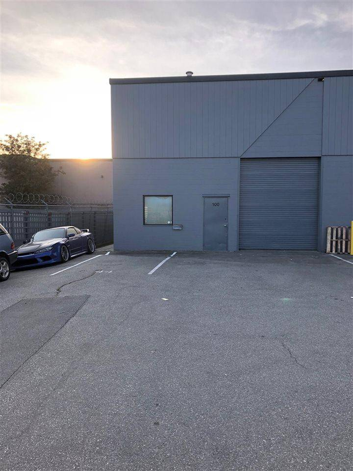 Commercial property for lease at 2851 Simpson Rd Apartment 100 Richmond British Columbia - MLS: C8028800