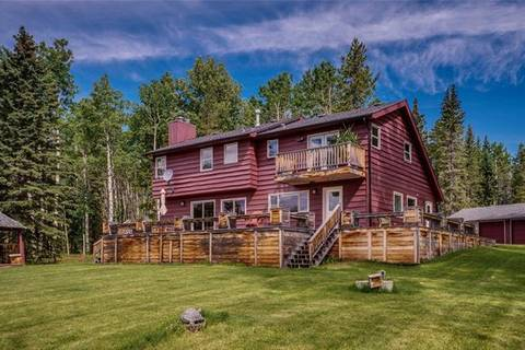 House for sale at 352035 Hwy 22 Hy West Unit 100 Rural Foothills County Alberta - MLS: C4257247
