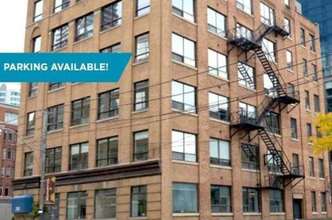 Commercial property for lease at 355 Adelaide St Apartment 100 Toronto Ontario - MLS: C4969320