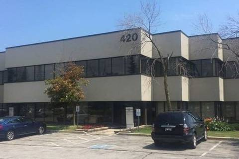 Commercial property for lease at 420 Britannia Rd Apartment 100 Mississauga Ontario - MLS: W4439290