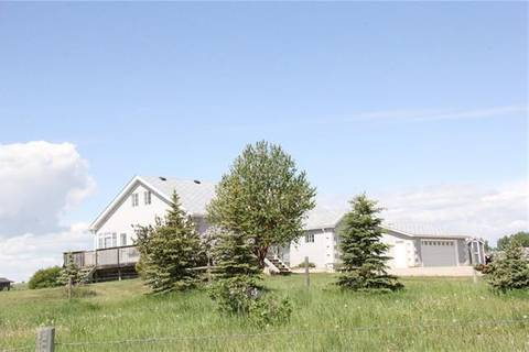 House for sale at 64247 418 Ave East Unit 100 Rural Foothills County Alberta - MLS: C4266265
