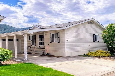 Home for sale at 6688 Tronson Rd Unit 100 Vernon British Columbia - MLS: 10176254