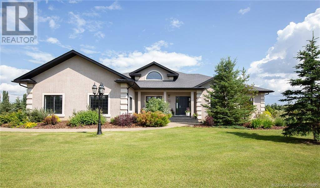 House for sale at 712005 Rr 100  Unit 100 Beaverlodge Alberta - MLS: GP207990