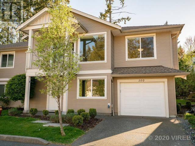 Townhouse for sale at 813 Oakhills Vista Unit 100 Nanaimo British Columbia - MLS: 467687