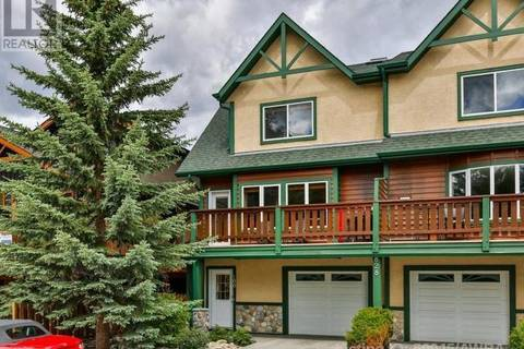 Townhouse for sale at 828 6th St Unit 100 Canmore Alberta - MLS: 50015