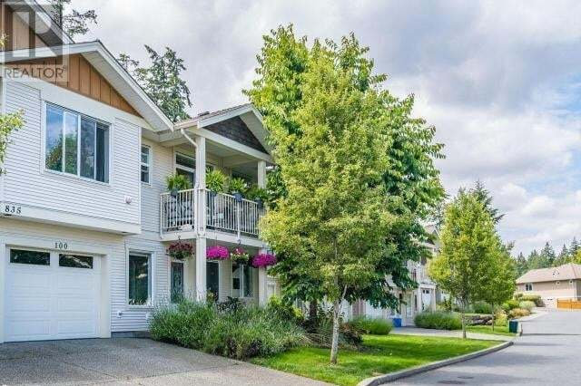 Townhouse for sale at 835 Varsity Wy Unit 100 Nanaimo British Columbia - MLS: 471250