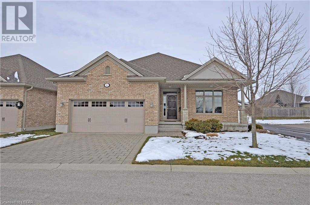 House for sale at 9 Southgate Pw Unit 100 St. Thomas Ontario - MLS: 244499