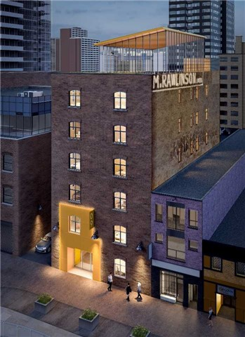 Commercial Property For Lease At 9 St Nicholas St Apartment 100 Toronto  Ontario   MLS: