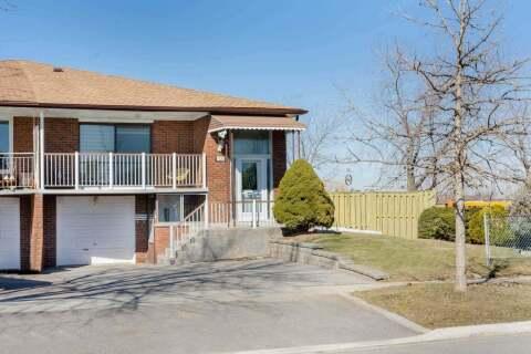 Townhouse for rent at 100 Andrew Pk Vaughan Ontario - MLS: N4808689