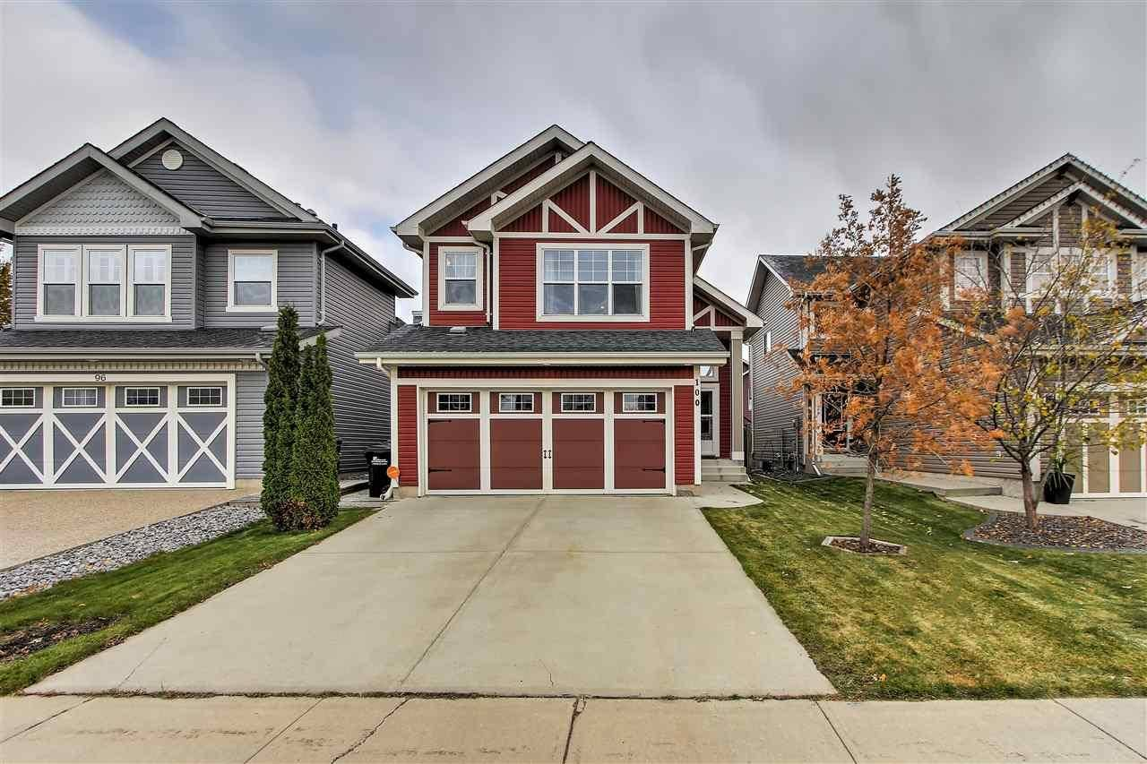 House for sale at 100 Appleton Cres Sherwood Park Alberta - MLS: E4177032