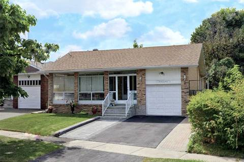 House for sale at 100 Araman Dr Toronto Ontario - MLS: E4646801