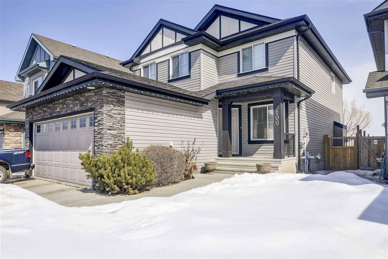 House for sale at 100 Becker Cres Fort Saskatchewan Alberta - MLS: E4193349