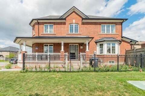 Townhouse for sale at 100 Bellchase Tr Brampton Ontario - MLS: W4850290