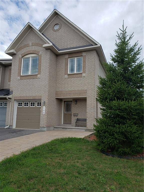 Townhouse for rent at 100 Brady Ave Ottawa Ontario - MLS: 1168411