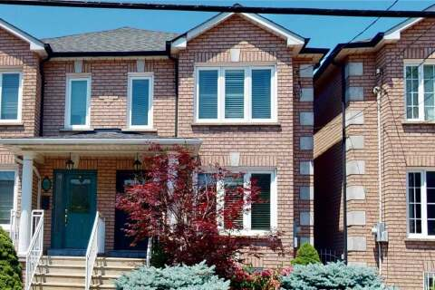 Townhouse for sale at 100 Brandon Ave Toronto Ontario - MLS: W4813927