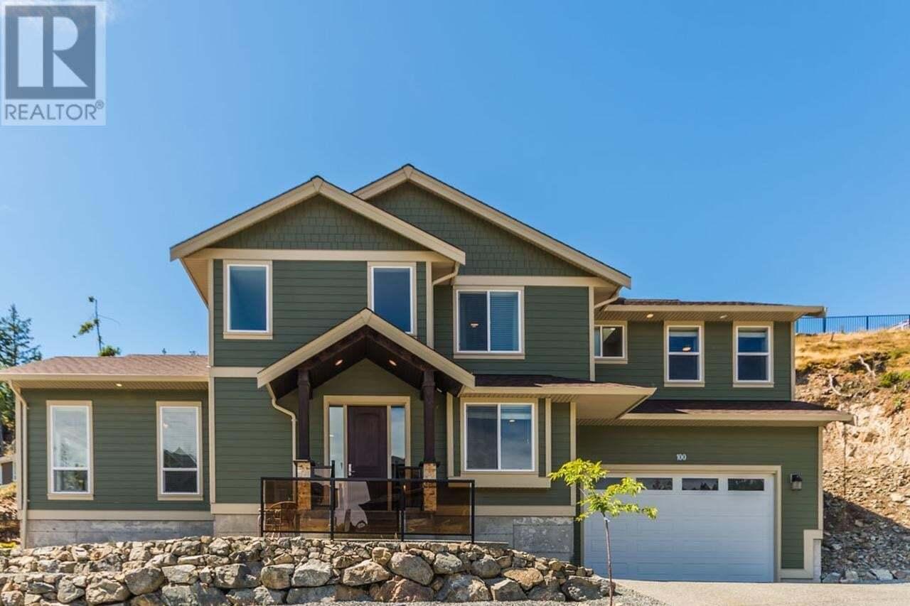House for sale at 100 Bray  Nanaimo British Columbia - MLS: 838936