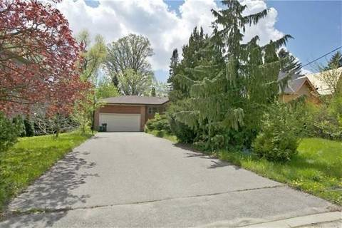 House for rent at 100 Burbank Dr Toronto Ontario - MLS: C4659418