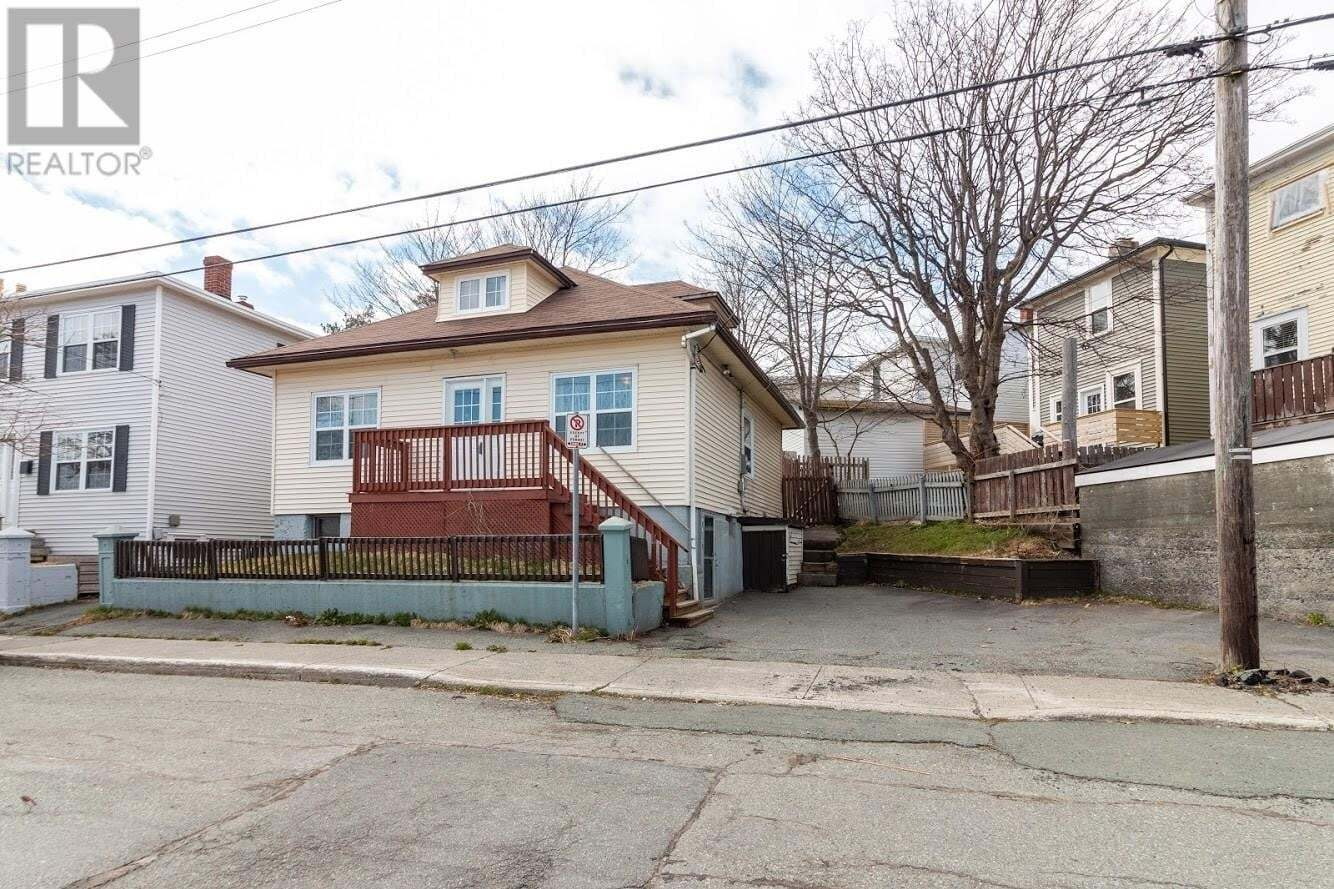 House for sale at 100 Cabot St St. John's Newfoundland - MLS: 1213330