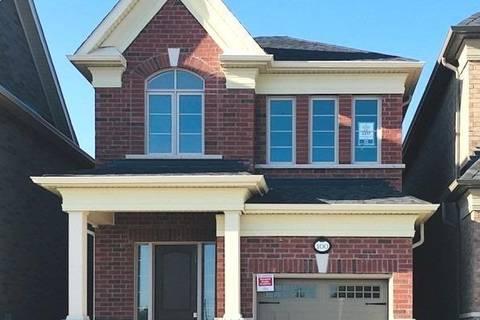 House for rent at 100 Christine Elliot Ave Whitby Ontario - MLS: E4604843
