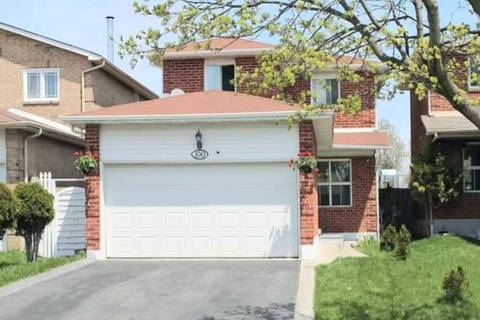 House for sale at 100 Clarridge Ct Brampton Ontario - MLS: W4563786
