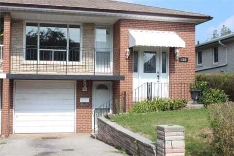 Townhouse for rent at 100 Corinthian Blvd Toronto Ontario - MLS: E4832835